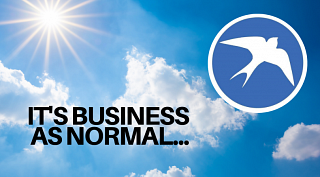 business as normal